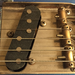 Domino Hum Canceling Tele Bridge Pickup