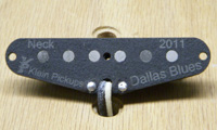 Klein Pickups Dallas Blues Bottom Bobbin Image