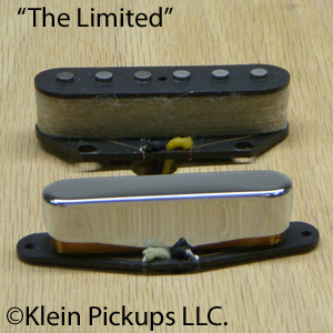 "The ""Limited"" Telecaster Pickups"