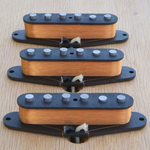 1957 Epic Series Stratocaster Pickups
