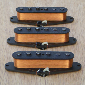 1955 Epic Series Stratocaster Pickups