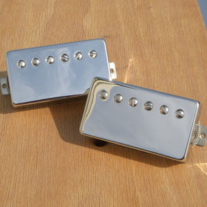 Epic Series Semi-Hollow P.A.F Humbucker Pickups