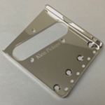 Vintage Telecaster Bridge Plate - Nickel