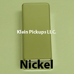Firebird Replacement Nickel Cover