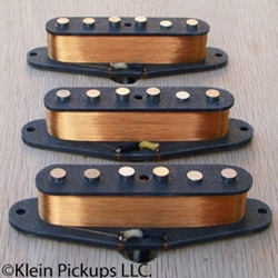 1958 Epic Series Stratocaster Pickups