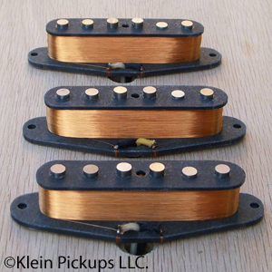 1963 Epic Series Stratocaster Pickups