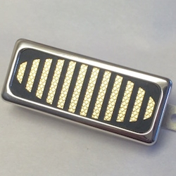Firebird Oval Radiator Gold Foil Pickup