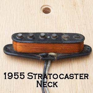 1955 Stratocaster Pickup Rewind