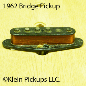 1962 Stratocaster Bridge Pickups