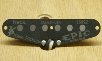 Klein Pickups Epic Series 1962 Bottom Bobbin Labeled