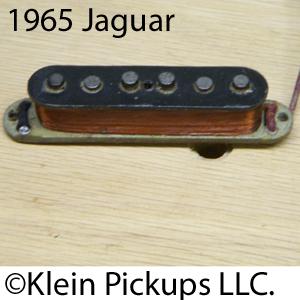 1965 Jaguar Pickup Rewind