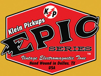 Klein Pickups Epic Series Logo