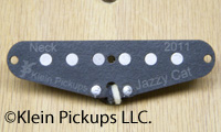 Klein Pickups Jazzy Cat Bottom Bobbin Image