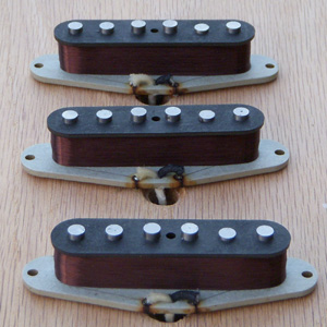 1965 Epic Series Stratocaster Pickups