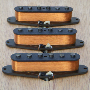 1956 Epic Series Stratocaster Pickups