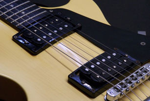 P A F Humbuckers & F-Spaced Replacement Pickups - Klein