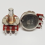 Bourn 250k Audio Solid Shaft Potentiometer