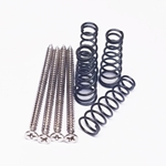 Screws - Nickel P90 Pickup Mounting Screws with Springs