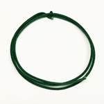Wire - Green Vintage Cloth Push Back Wire
