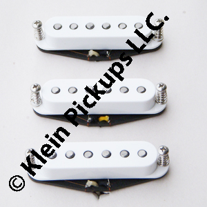 Stratocaster® Replacement Pickups - Klein Electric Guitar Vintage