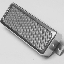 Firebird Open Ring Silver Mic Pickup