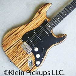 Custom Wound Tapped Stratocaster Pickups