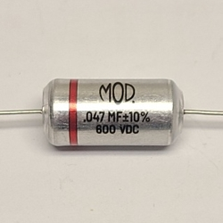 Capacitor - 0.047uf MOD Paper in Oil Tone Capacitor